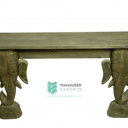 Lord Ganesh Console Table