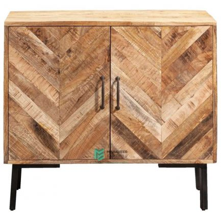 2 Door Rustic Sideboard