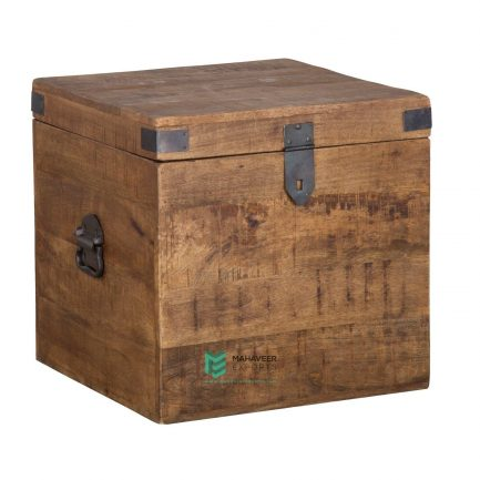 Rustic Square Trunk